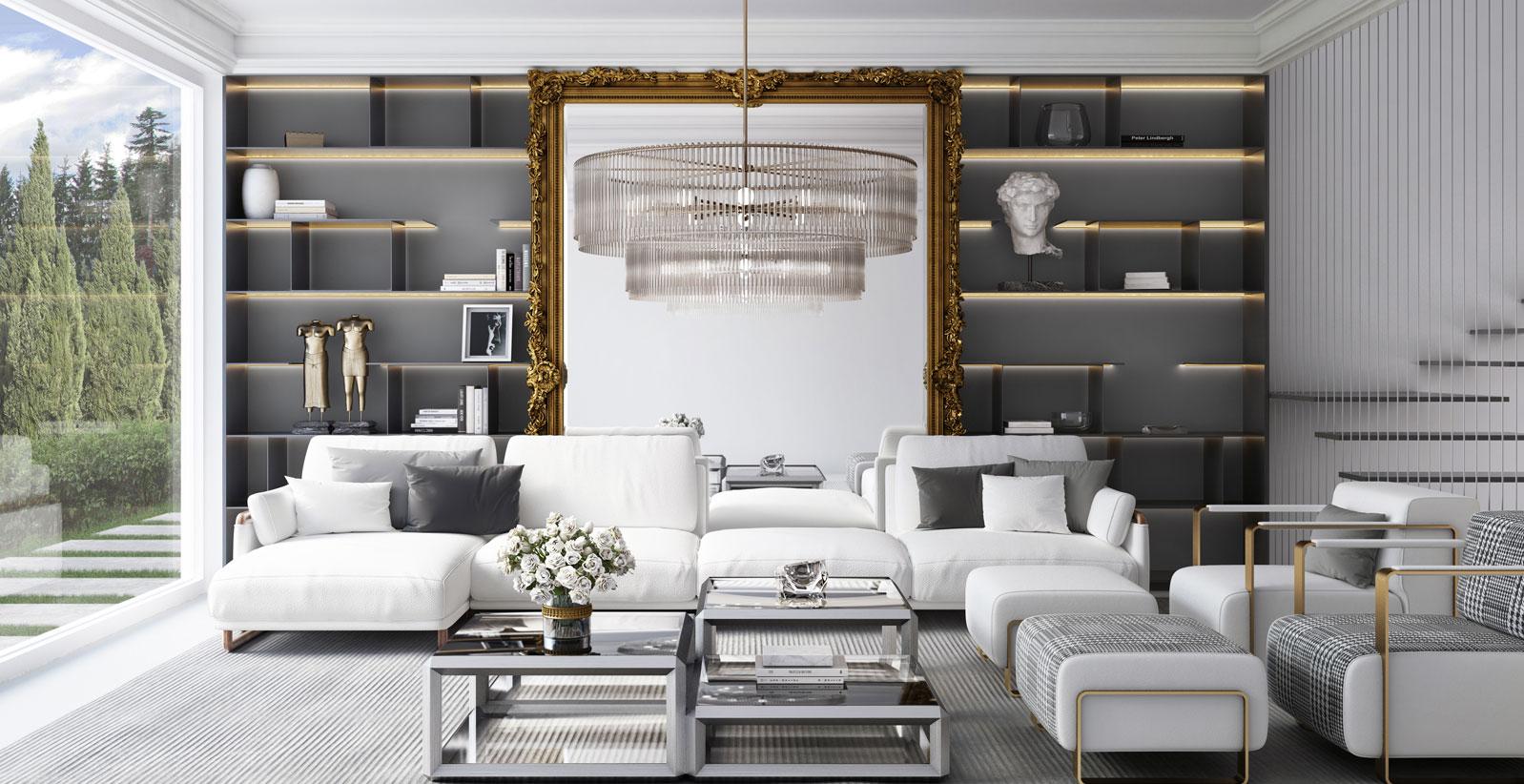Decor Beverly Hills rendering